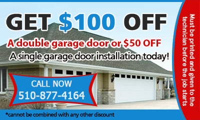 Garage Door Repair El Sobrante coupon - download now!